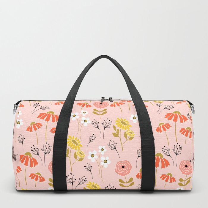 And though she be but little she is fierce (MFP5) Duffle Bag
