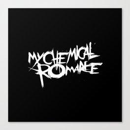 My Chemical Romance Canvas Print