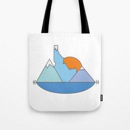 Idahome Tote Bag