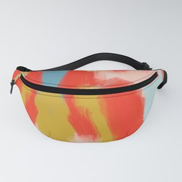 Summer In Abstract Fanny Pack
