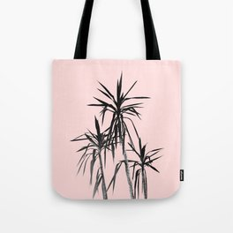 Palm Trees - Blush Cali Summer Vibes #1 #decor #art #society6 Tote Bag