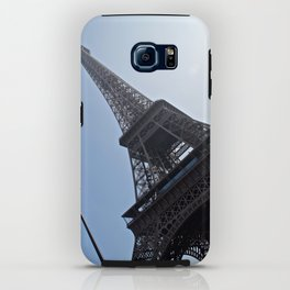 Other point of view of  the Tour Eiffel  iPhone Case