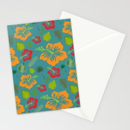 Hibiscus Love Stationery Cards