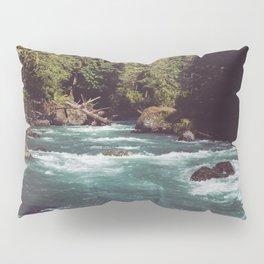 Pacific Northwest Wilderness Pillow Sham