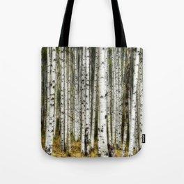 Aspen Forest Tote Bag