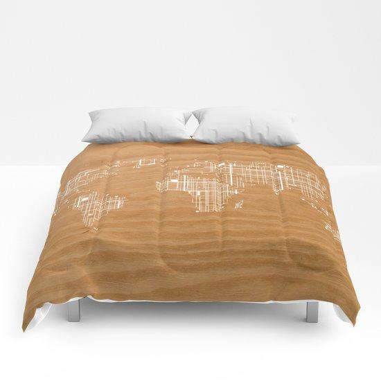 DIGITAL RECONNECTION Comforters