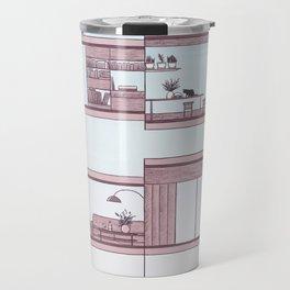 Sunday Travel Mug