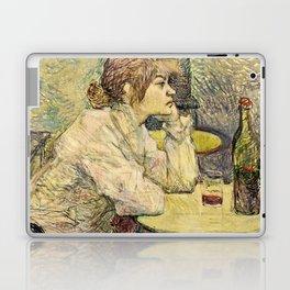 Henri De Toulouse Lautrec - The Hangover Laptop & iPad Skin