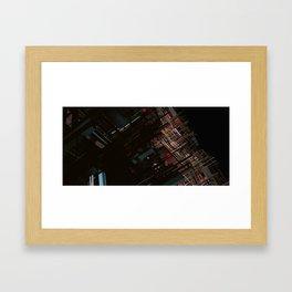 Boxes of Japan Framed Art Print