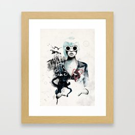 Hells People Framed Art Print