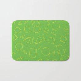 Wiggly - Green Bath Mat