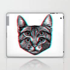 Cat 3D Laptop & iPad Skin