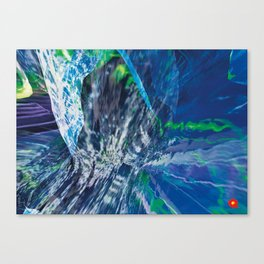 Psyched Out TV 02 Canvas Print
