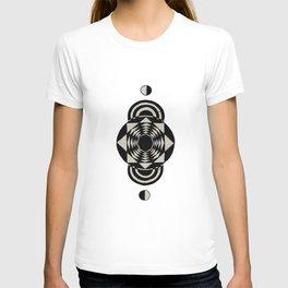 Octagonal Illusion T-shirt