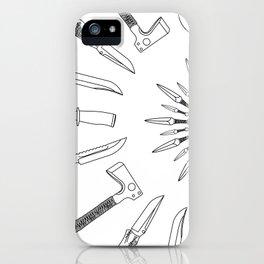 Sharp Edge iPhone Case