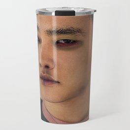Busted Kyungsoo Travel Mug