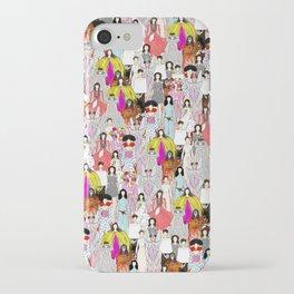 Bjork-A-thon iPhone Case