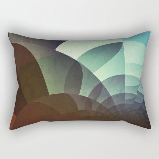 spyyryl yyt Rectangular Pillow