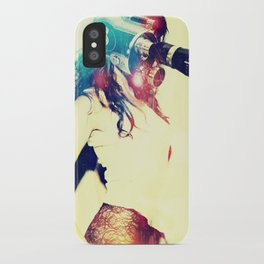 SEX ON TV - ZOOMA by ZZGLAM iPhone Case