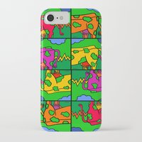 cows iPhone & iPod Cases featuring Cows by Stefan Stettner