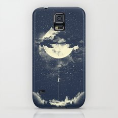 MOON CLIMBING Slim Case Galaxy S5