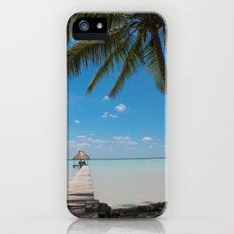 Belize Paradise iPhone Case