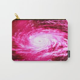 Pink Hurricane Carry-All Pouch