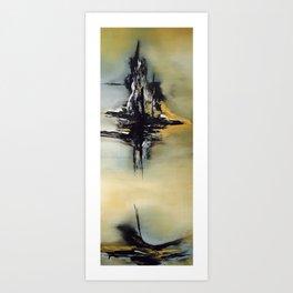 Pranic Art Print
