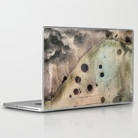 camus Laptop & iPad Skins featuring Sisyphus by jbjart