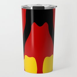 Linux Tux Penguin Symbol Travel Mug