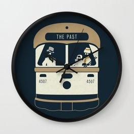 Urban Fae — TTC Streetcar Wall Clock