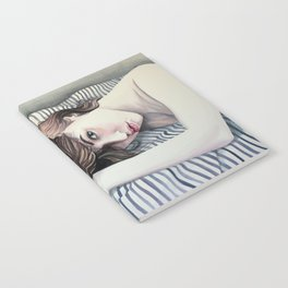 Striped Sheets Notebook
