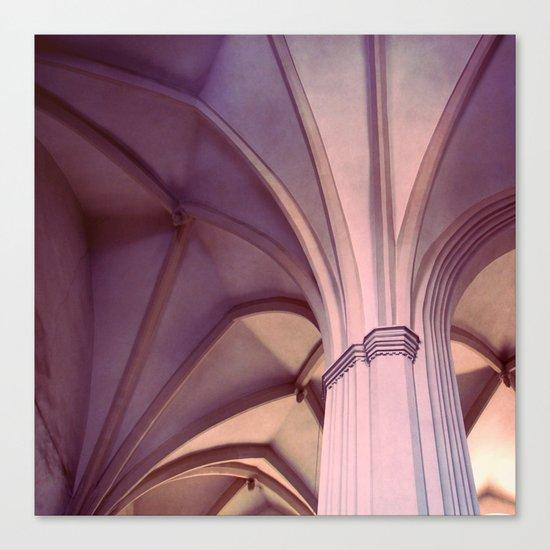 colonne Canvas Print