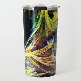 Dance of the paints Travel Mug