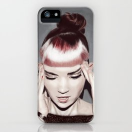 Grimes - Claire Boucher iPhone Case