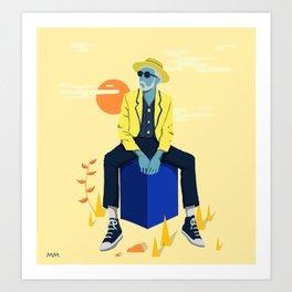 Timeless Style Art Print