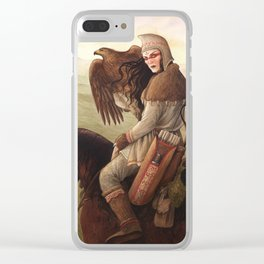 Khasa ~ A Compendium Of Witches Clear iPhone Case