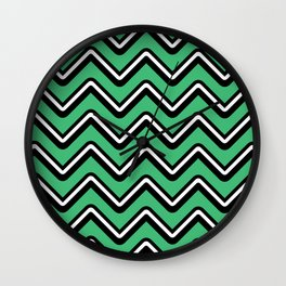 Let's go up Wall Clock
