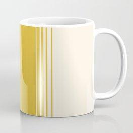 Marigold & Crème Vertical Gradient Coffee Mug