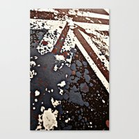 uk Canvas Prints featuring UK  by Kees