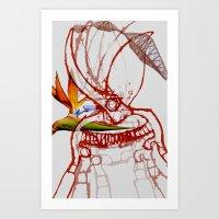 Functionality Art Print