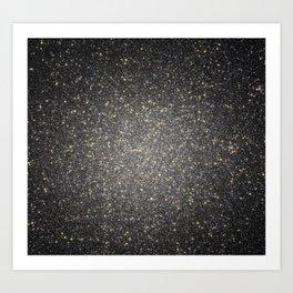 Omega Centauri Art Print