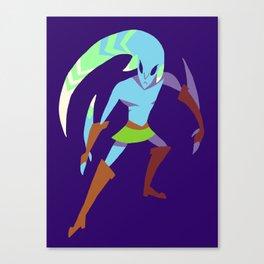 Zora Link Canvas Print