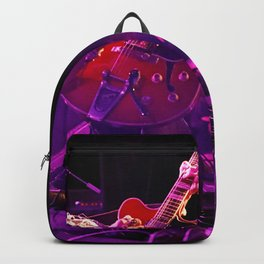 Birds in the Boneyard, Print Two: Mikey Shreds Backpack