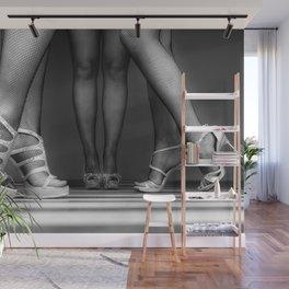Legs Wall Mural
