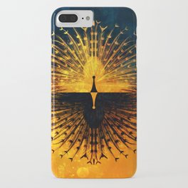 Peacock - Mad Men inspired iPhone Case