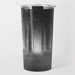 Soul of the Forest B&W Travel Mug