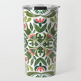 Little Red Riding Hood mandala Travel Mug