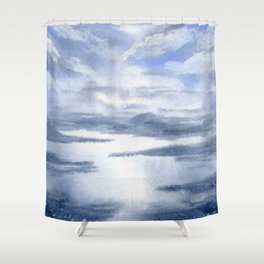 As Above, So Below. Shower Curtain