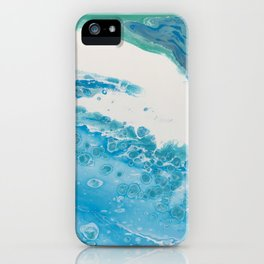 Calming Waters iPhone Case